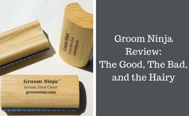 Groom Ninja Horse, Good Bad and Hairy