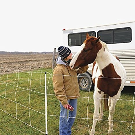 electric fence portable horse corral
