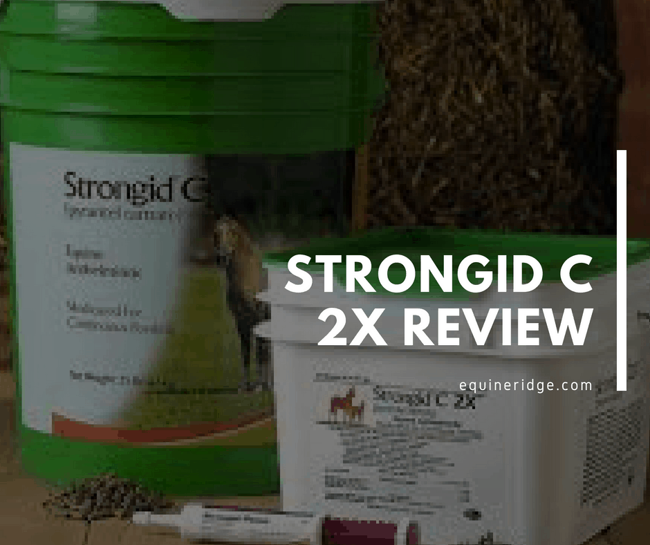 strongid c 2x review