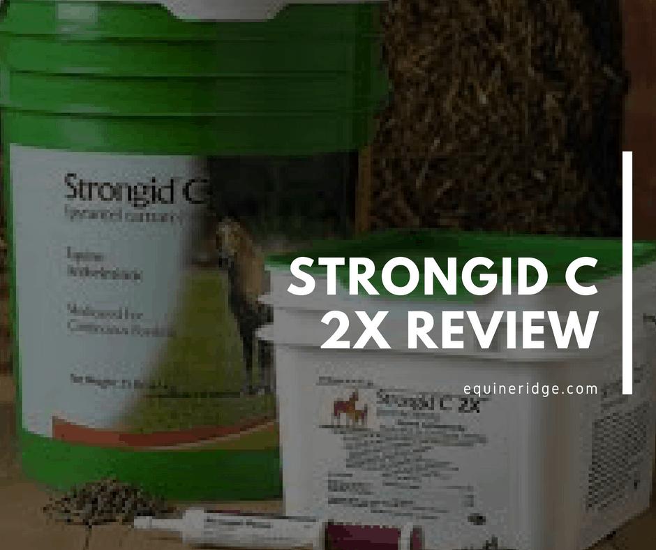 strongid c 2x review
