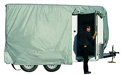 small bumper pull horse trailer cover