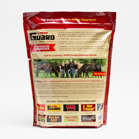 Horse Guard Equine Gut Guard Probiotic and Prebiotic Horse Supplement