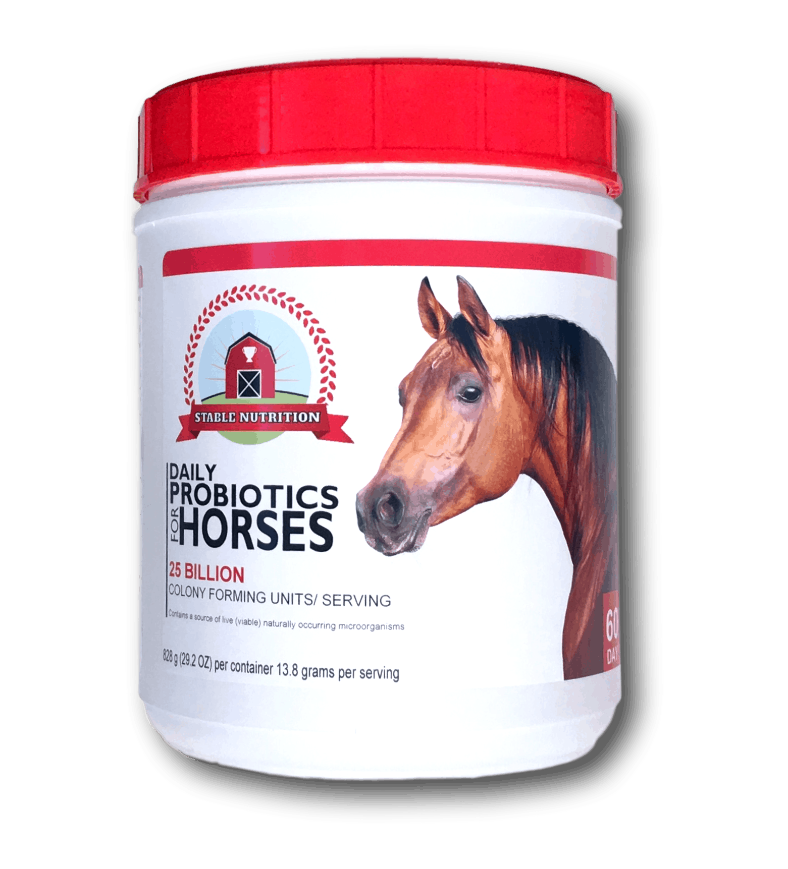 Stable Nutrition Horse Probiotic