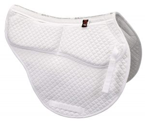 ECP Cotton Correction All Purpose Contoured Saddle Pad