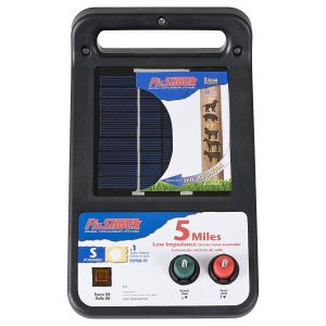 Fi-Shock ESP5M solar fence charger and energizer