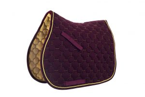 ROMA ECOLE NOBLE ALL PURPOSE SADDLE PAD