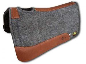 Southwestern Equine Silverado Contoured Saddle Pad 100% Wool
