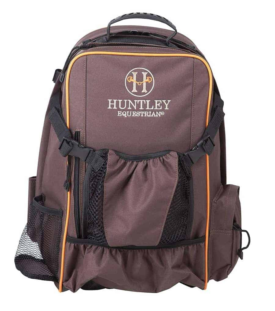 Huntley equestrian backpack
